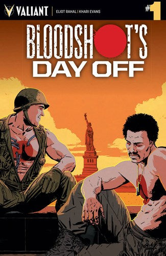 Bloodshots Day Off (2017) #1 (Cover A Kano)