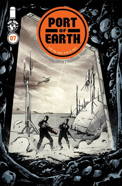 Port of Earth (2017) #7