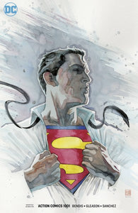 Action Comics (2016) #1001 (Mack Var Ed)