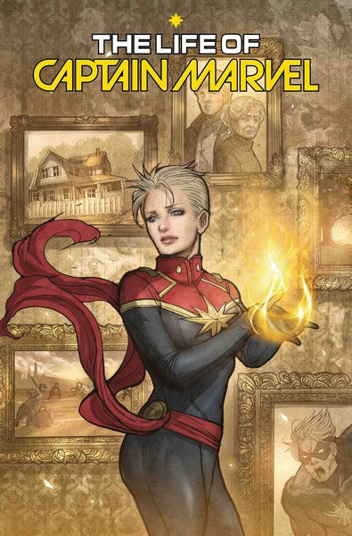 Life of Captain Marvel (2018) #1 (1:25 Takeda Variant)