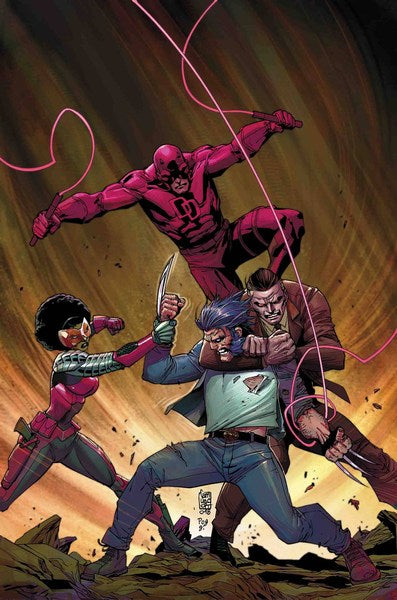 Hunt For Wolverine Weapon Lost (2018) #3