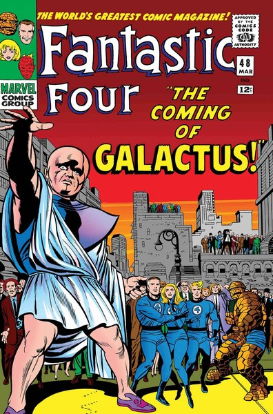 True Believers Fantastic Four Coming of Galactus #1 (2018) #