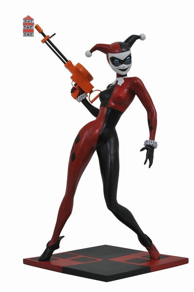 DC Premier Batman the Animated Series Harley Quinn Statue