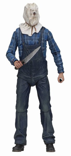 Friday the 13th Part II Ultimate Jason Voorhees 7-Inch Action Figure