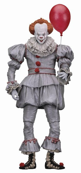 It 2017 Pennywise Ultimate 7-Inch Action Figure