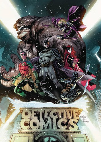 Batman Detective Comics TP Volume 1 (Rise Of The Batmen (Rebirth))