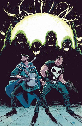 Doctor Strange Punisher Magic Bullets (2016) #2