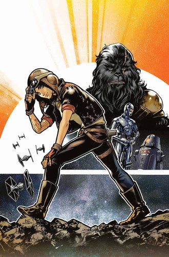 Star Wars Doctor Aphra (2016) #3