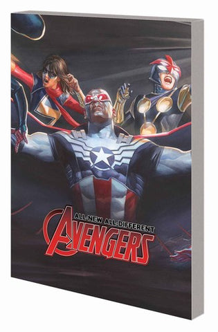 All New All Different Avengers TP Volume 3 (Civil War Ii)