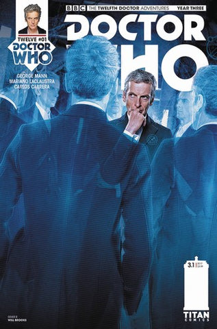 Doctor Who 12th Year Three (2017) #1 (Cover B Photo)