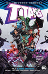 Titans TP Volume 3 (A Judas Among Us Rebirth)