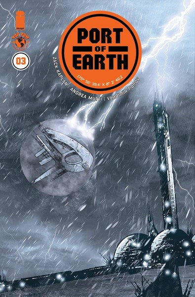 Port of Earth (2017) #3