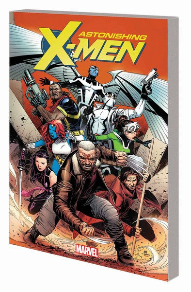 Astonishing X-Men by Charles Soule TP Volume 1 (Life Of X)