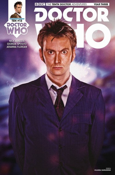 Doctor Who 10th Year Three (2016) #13 (Cover B Photo)