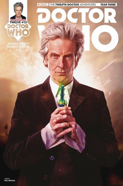 Doctor Who 12th Year Three (2017) #12 (Cover B Photo)