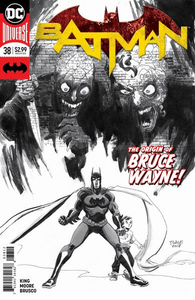 Batman (2016) #38 (2nd Print)