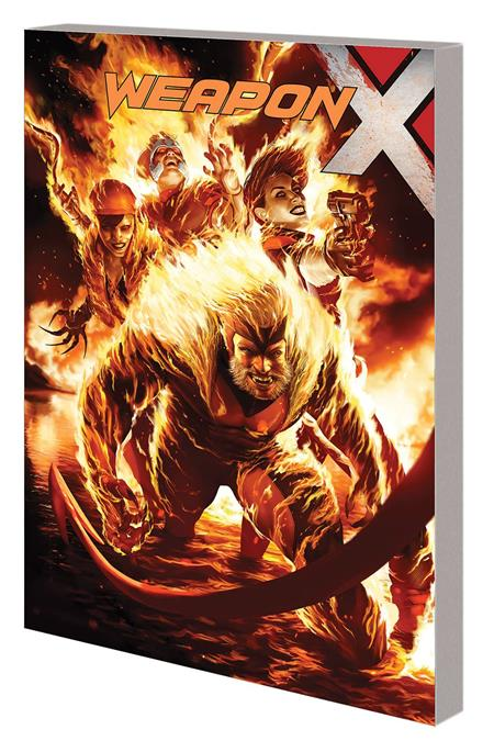 Weapon X TP Volume 5 (Weapon X-Force)