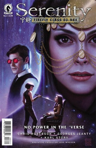 Serenity No Power in the Verse (2016) #3 (Main)