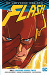 Flash TP Volume 1 (Lightning Strikes Twice (Rebirth))