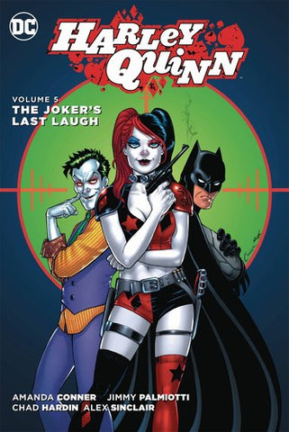 Harley Quinn TP Volume 5 (The Jokers Last Laugh)