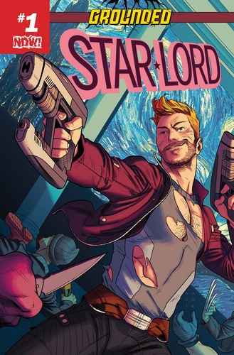 Star-Lord (2016) #1