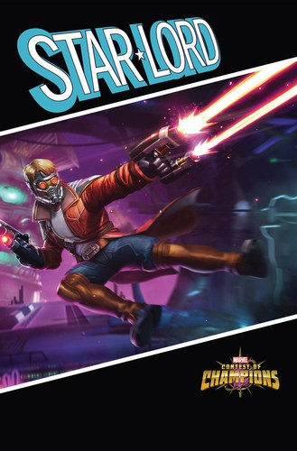 Star-Lord (2016) #1 (1:10 Games Variant)