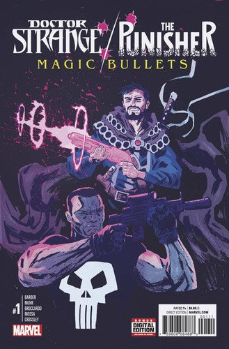 Doctor Strange Punisher Magic Bullets (2016) #1