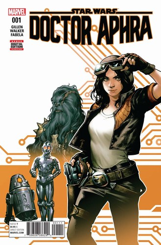 Star Wars Doctor Aphra (2016) #1