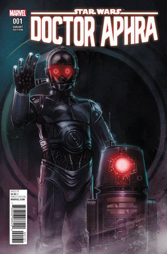 Star Wars Doctor Aphra (2016) #1 (1:25 Reis Droids Variant)