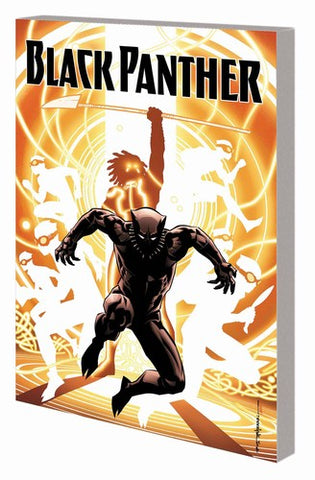 Black Panther TP Volume 2 (Nation Under Our Feet)