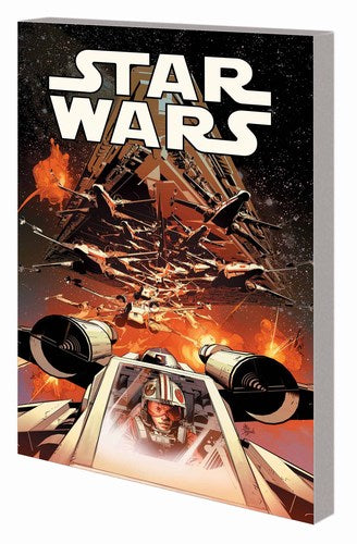 Star Wars TP Volume 4 (Last Flight Of The Harbinger)