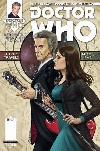 Doctor Who 12th Year 2 (2015) #15 (Cover A Ianniciello)