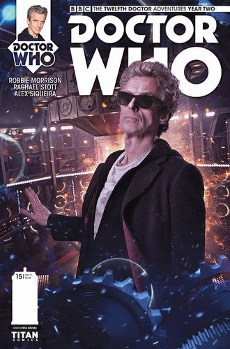 Doctor Who 12th Year 2 (2015) #15 (Cover B Photo)