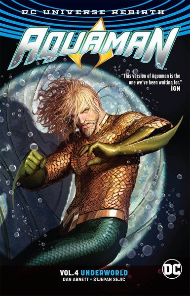 Aquaman TP Volume 4 (Underworld (Rebirth))