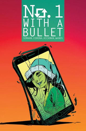 No 1 With a Bullet (2017) #2