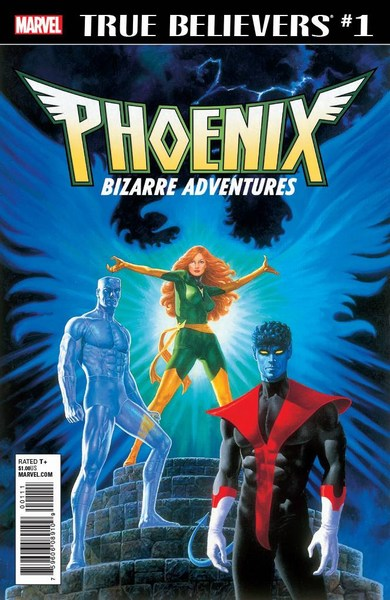 True Believers Phoenix Bizarre Adventures (2017)