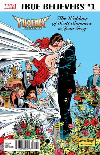 True Believers Phoenix Presents Wedding Summers & Grey (2017)
