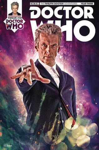 Doctor Who 12th Year Three (2017) #11 (Cover B Photo)