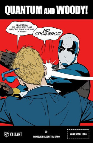 Quantum & Woody (2017) #1 (Shared Meme Variant)