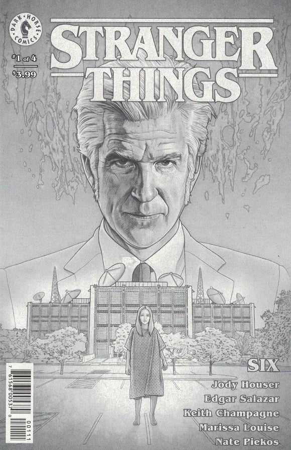 Stranger Things Six (2019) #1 (Retailer Summit Variant)