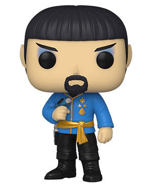 POP TV Star Trek- Spock (Mirror Mirror Outfit)