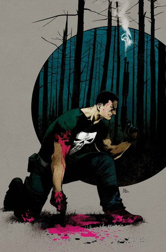 Punisher (2016) #7 (1:25 Shirahama Variant)