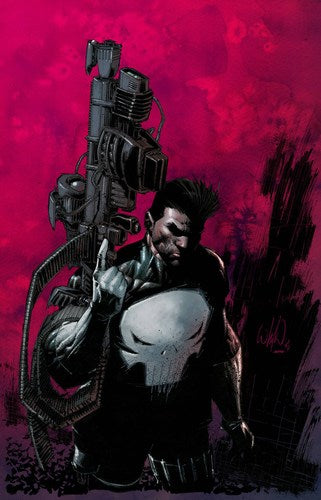 Punisher (2016) #7 (1:15 Classic Variant)