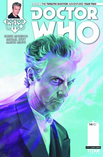 Doctor Who 12th Year 2 (2015) #14 (Cover A Caranfa)