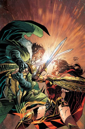 Dark Nights Metal (2017) #4 (Kubert Variant)