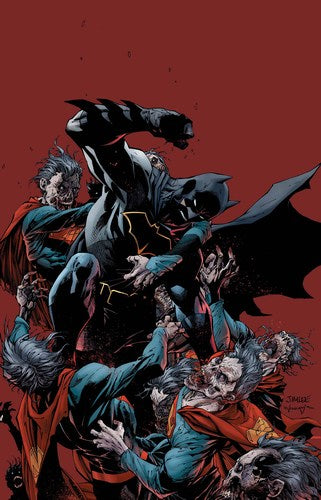 Dark Nights Metal (2017) #4 (Lee Variant)