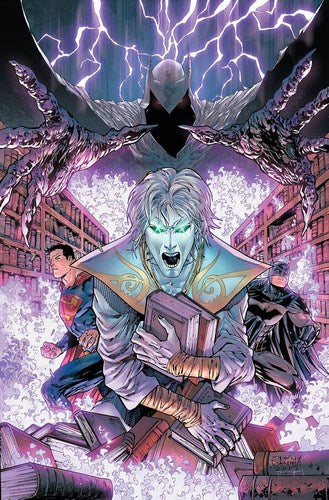Dark Nights Metal (2017) #4 (Daniel Variant)