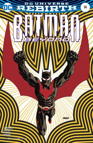 Batman Beyond (2016) #14 (Variant)