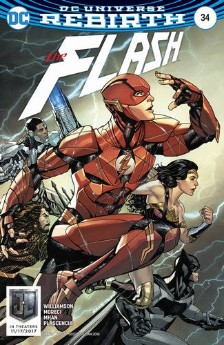 Flash (2016) #34 (Variant)