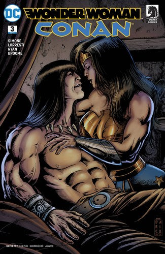 Wonder Woman Conan (2017) #3